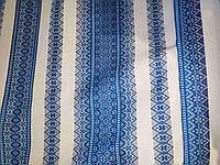 Декоративна тканина голуба