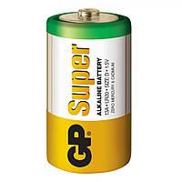 Батарейка GP D LR20 1.5V Alkaline 13A, Green