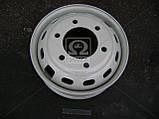 Диск колесный 17,5Hх6,0J ГАЗ 33104 ВАЛДАЙ (ГАЗ) 33104-3101015-01, фото 2
