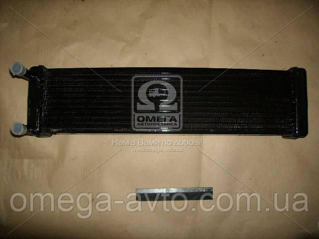 Радиатор отопителя (печки) КРАЗ (медный) (3-х рядный) (ШААЗ) 250Ш-8101060