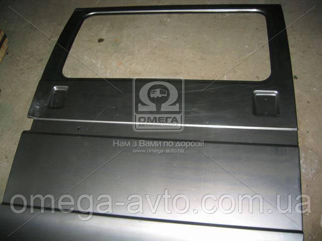 Двері ГАЗ 2705 салону (зсувні з вікном, під грунтів.) (ГАЗ) 2705-6420014