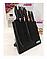 Набор ножей на магнитной подставке Benson BN-409 5 в 1, фото 2