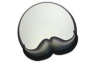 Пластиковая форма для мыла Форма под картинку 712 - Усы П/К