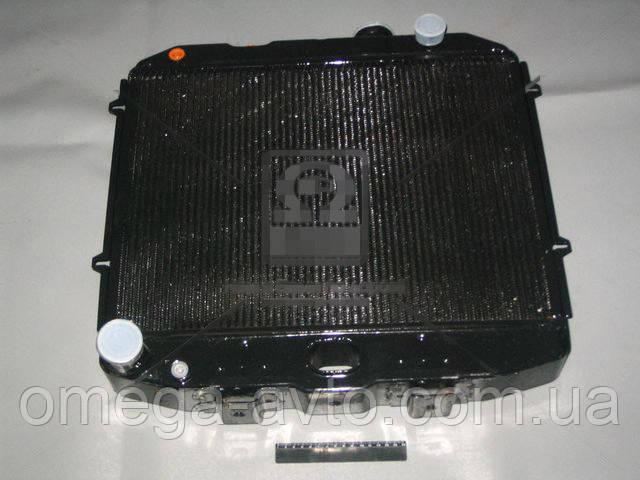 Радиатор охлаждения УАЗ (3-х рядный) двиг.ЗМЗ-514 (ШААЗ) 3160-1301010-10