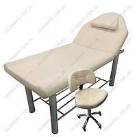Кушетка косметологічна CH-285A+стілець майстра CH-780