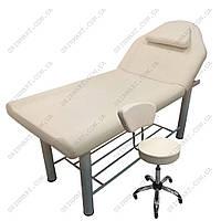 Кушетка косметологічна CH-285A+стілець майстра CH-591