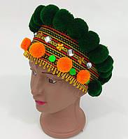 Корона гуцульска зелена
