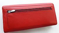 Жіночий шкіряний гаманець Balisa D-143 червоний Шкіряні гаманці Balisa оптом Одеса 7 км, фото 5