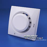 Вентс 100 Квайт-Диск. Бытовой вытяжной вентилятор