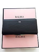 Женский кожаный кошелек Balisa BAS 2-827 черный Кожаные кошельки Balisa оптом Одесса 7 км, фото 5