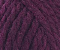 Пряжа бордового цвета