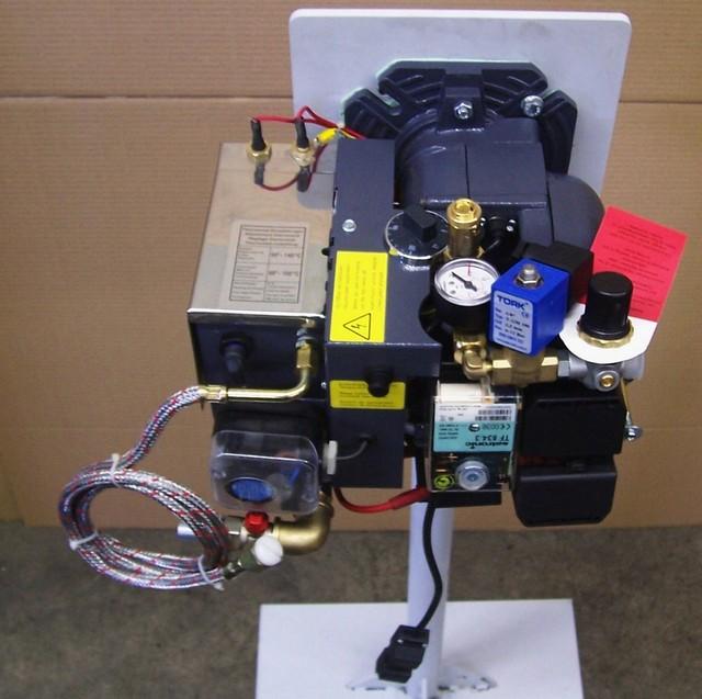 Универсальная горелка KG\UB 20 P (мощность 14-24 кВт)