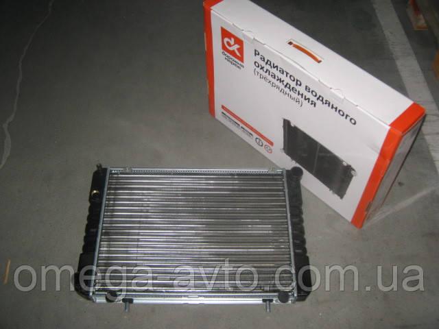 Радіатор охолодження ГАЗЕЛЬ 3302 (3-х рядний) (під рамку) 51 мм (Дорожня Карта) 3302-1301010-02