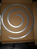 Двойной Светодиод 2х36w 2B36C*2 Светодиод Д397 мм. для светильника таблетка / Матрица для таблетки, фото 2