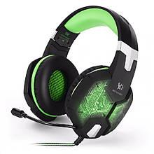 Навушники Kotion Each G1000 Green Black