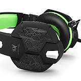 Наушники Kotion Each G1000 Green Black, фото 4