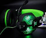 Наушники Kotion Each G1000 Green Black, фото 8