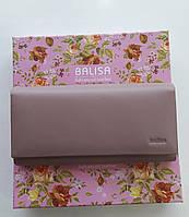 Жіночий шкіряний гаманець Balisa А -140 пінк Шкіряні гаманці Balisa оптом Одеса 7 км, фото 5