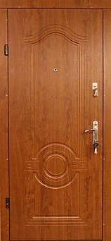 Вхідні двері Лондон зол дуб