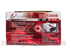 Инвертор LUXEON IPS-1200S