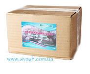 Натуральная соль озера Сивашс бета-каротином 5 кг (белая,в ящике), фото 2