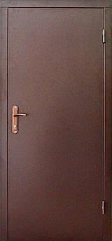 Вхідні двері технічні 2 аркуша