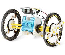 Робот-конструктор Solar Robot kit 14 в 1 (iTSK1161)