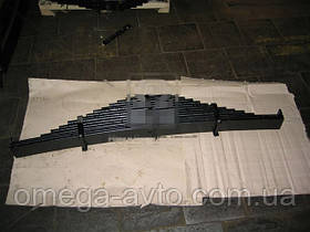 Ресора задня КАМАЗ 55111 14-листова (Чусова) 55111-2912012-01