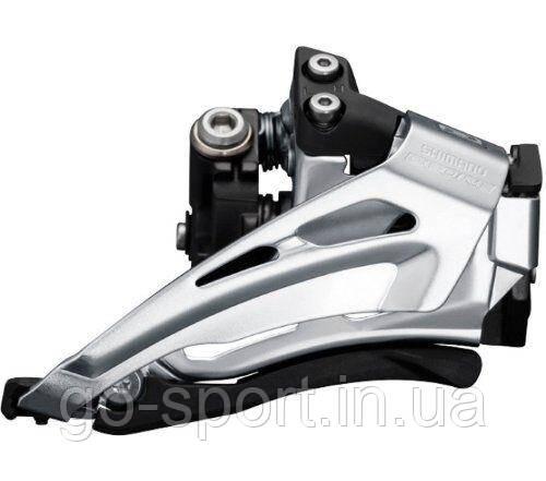 Переключатель передний  Shimano Deore FD-M6025-L Low Clamp Top Swing / Down pull 2x10
