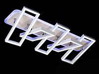 Потолочная LED-люстра с диммером, 155W, фото 1