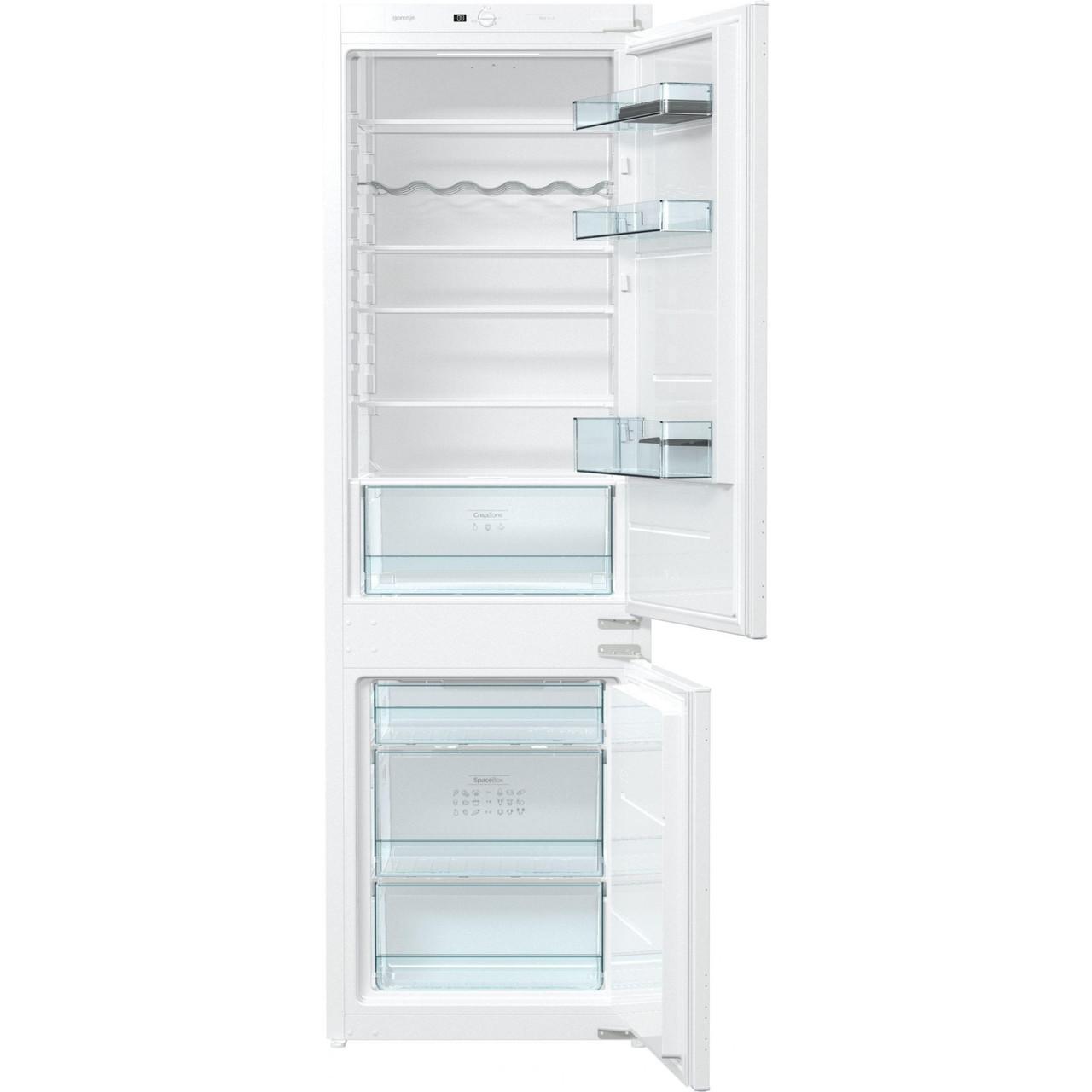 Холодильник з морозильною камерою Gorenje NRKI4181E1