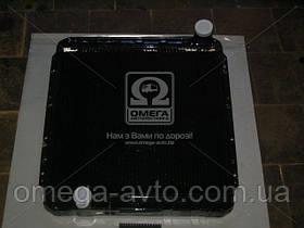 Радиатор охлаждения КАМАЗ 5320 (3-х рядный) (ШААЗ) 5320-1301010