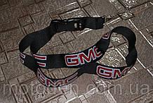 Шнурок на шию для ключів GMC (General Motors) чорний