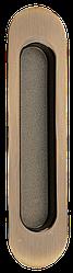 Ручки MVM для раздвижных дверей SDH-1 PCF полированная бронза