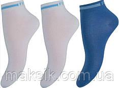 Заниженные спортивные  женские носки Легка Хода