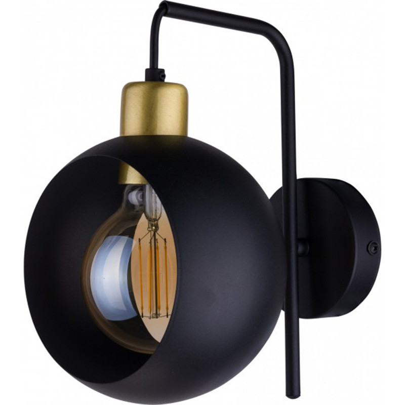 Бра TK Lighting 2750 CYKLOP BLACK