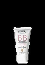 "BB-крем ""загорелый""для нормальной кожи,50 мл, BB, Ziaja"