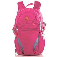 Женский малиновый рюкзак Onepolar 2185