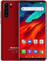 Blackview A80 Pro | Красный | 4/64Гб | 4G/LTE | Гарантия