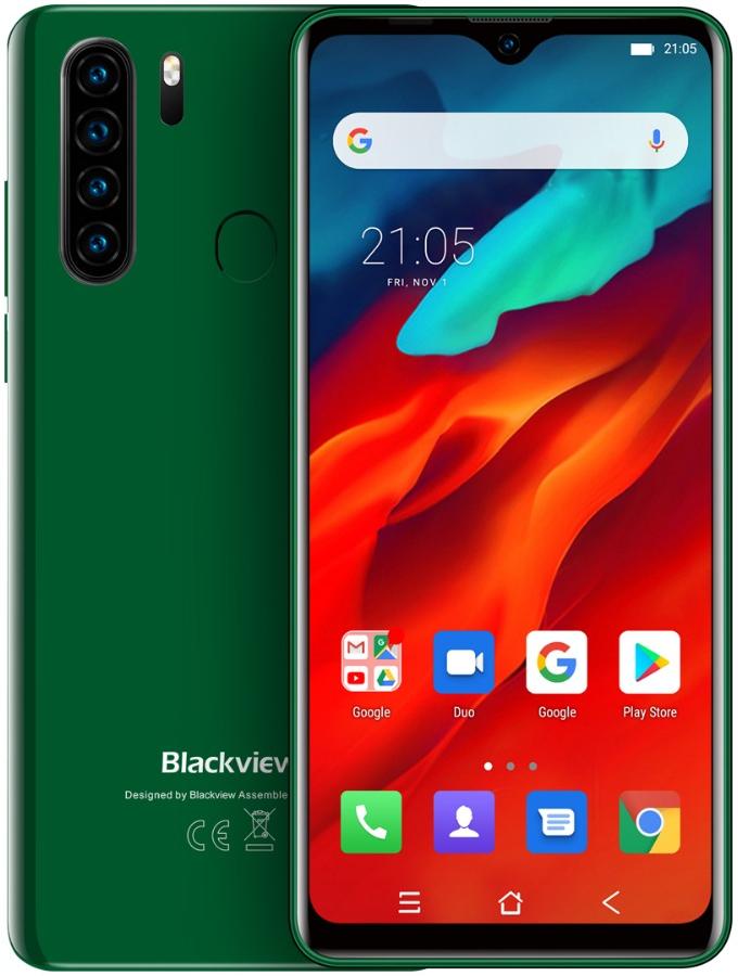 Blackview A80 Pro | Зелений | 4/64gb | 4G/LTE | Гарантія