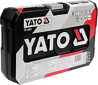 Набор инструмента с короткими и длинными головками YATO YT-14481, фото 4