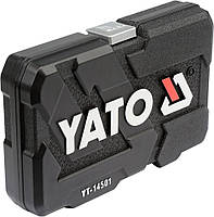 Набор инструментов 56 предметов YATO YT-14501, фото 3
