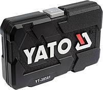 Набор торцевых головок 22 предмета YATO YT-38561, фото 3