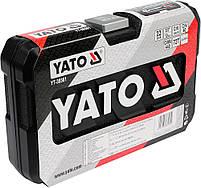 Набор торцевых головок 22 предмета YATO YT-38561, фото 4