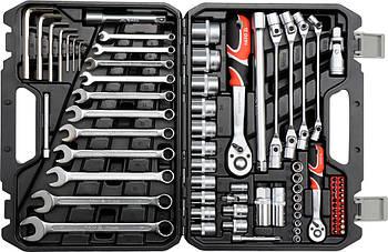 Набор инструментов с ключами YATO YT-38781