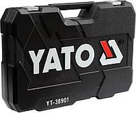 Набор инструмента 122 предметов YATO YT-38901, фото 3