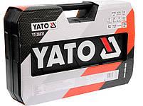 Набор инструментов для автомобиля YATO YT-38831, фото 4