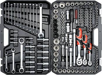 Профессиональный набор инструментов 150 предметов YATO YT-38811
