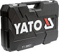Набор инструмента для автомобиля с насадками YATO YT-38931, фото 3