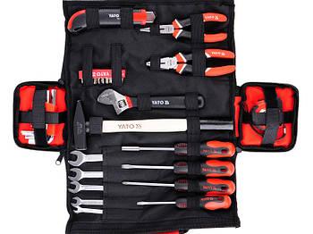 Набор инструментов 44 предмета YATO YT-39280